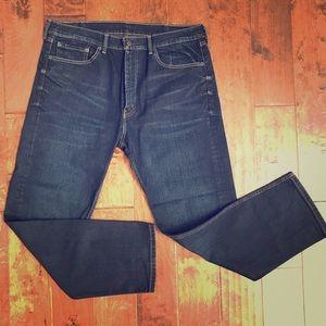 Levi's 505 Jeans 38x30